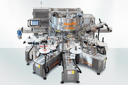 Labelling equipment
