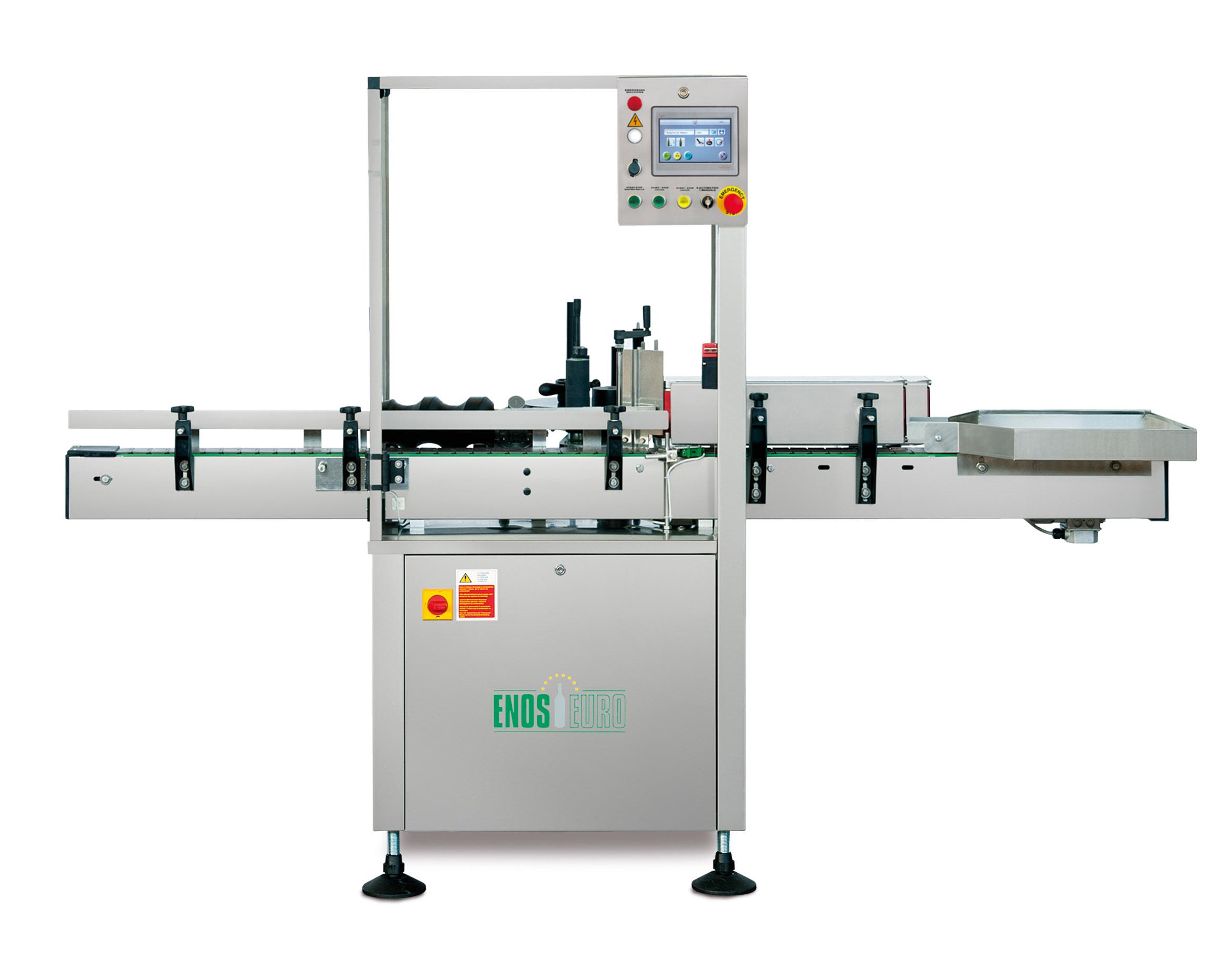 Enos C5000 Labeller