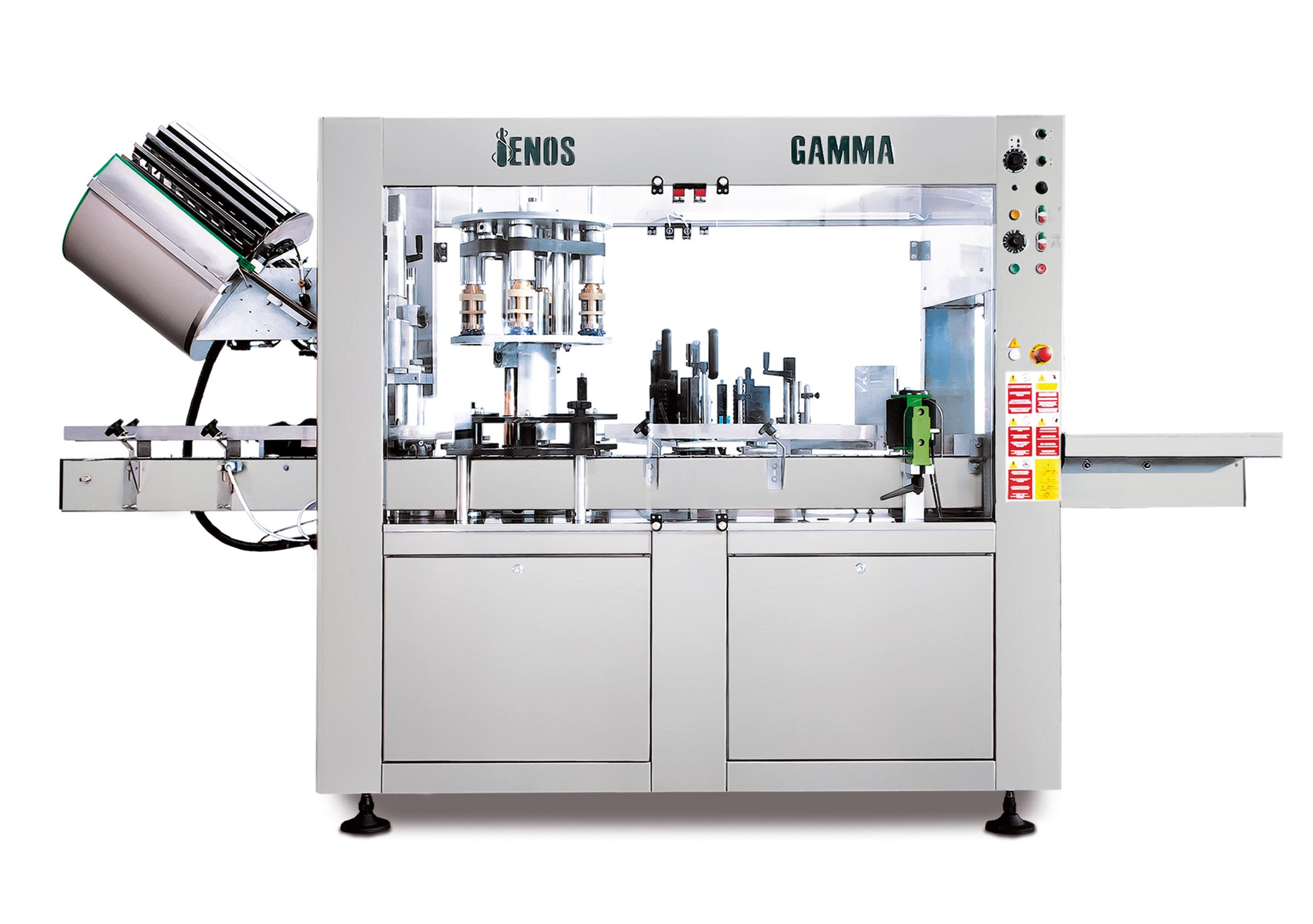 Enos Gamma Labeller